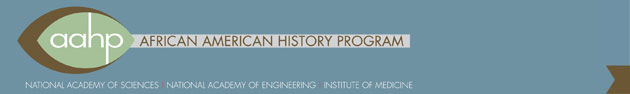 African American History Program of the National Academies